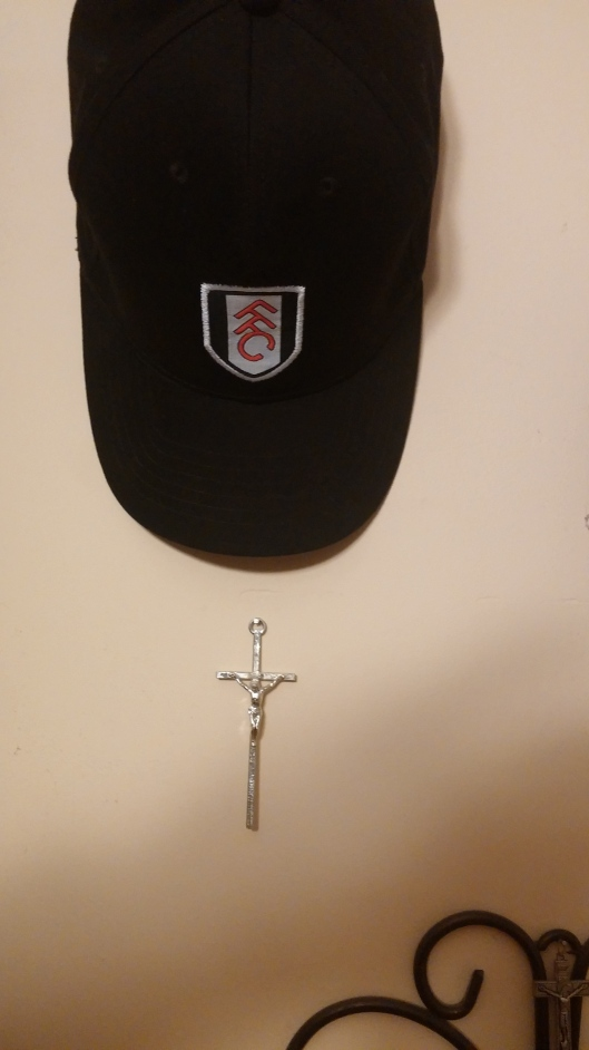 Fulham Cap+Cross