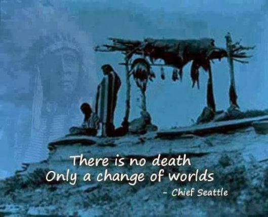 Chief Seattle on Eternal Life