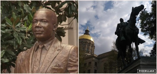 Georgia State Capitol Collage