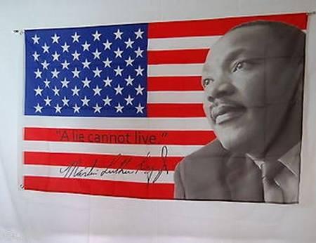 MLK flag
