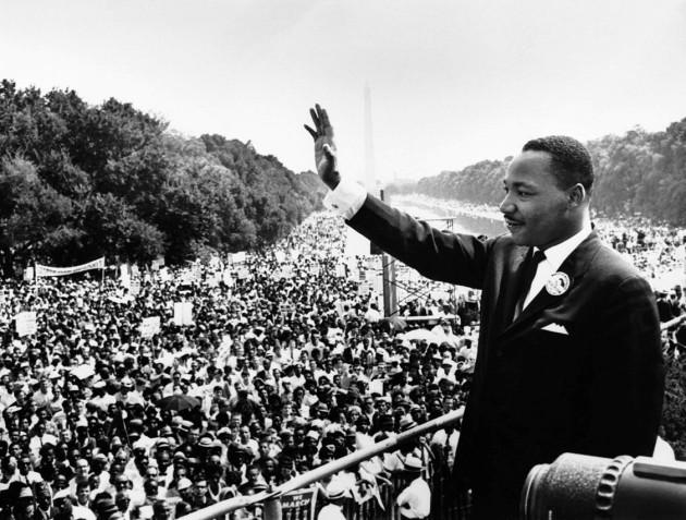 MLK -- March on Washington