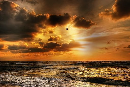 "A Sunset"" by Katherine Mansfield   Bill Watkins, Traveling Poet"
